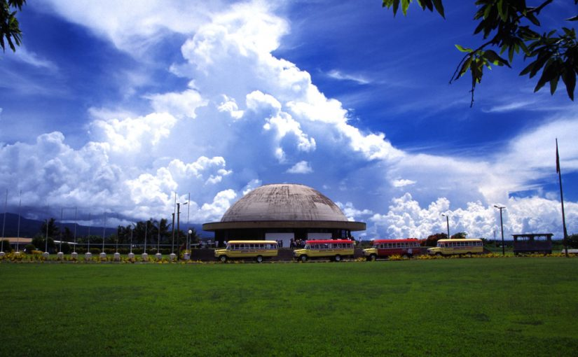 Samoa Parliament (Stefan Lins/Flickr/CC BY-ND 2.0)