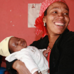 $40 billion for Maternal, Newborn and Child Health