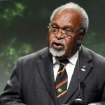 Sir Michael Somare and PNG politics