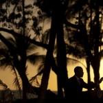 Obama speaking at APEC in Hawaii. UPI/Kent Nishimura