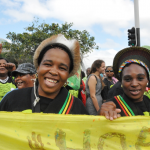 The Rural Women's Assembly in Durban, South Africa. Zahra Moloo/IRIN