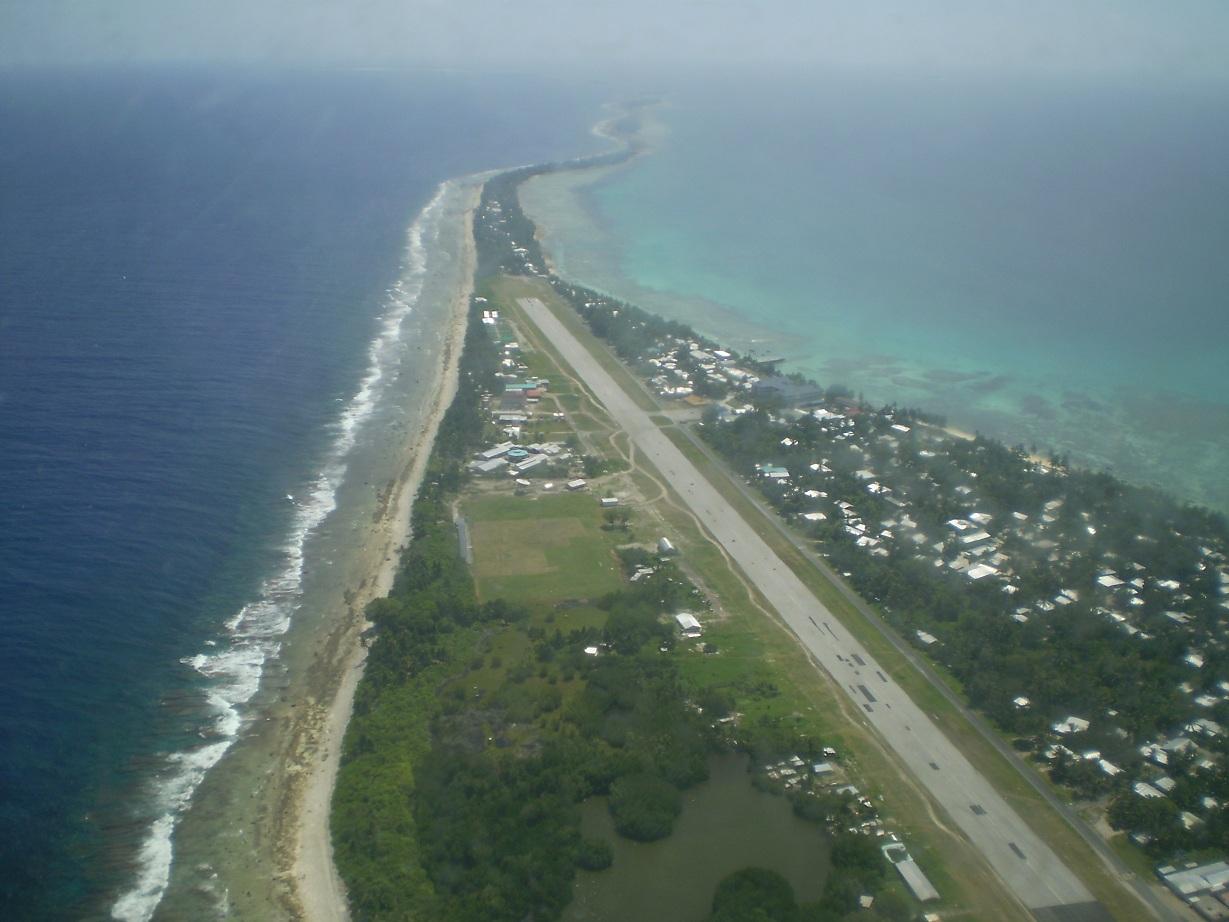 Tuvalu, Fiji