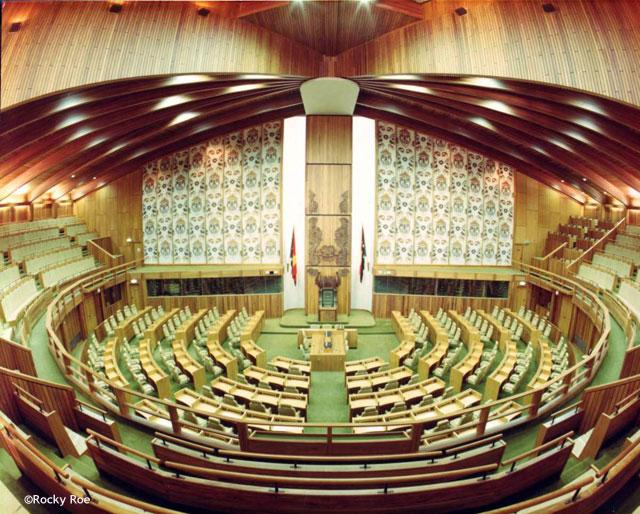 Single chamber parliament