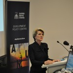 Julie Bishop on the Pacific, PNG and Australian aid
