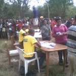 PNG national elections: polling in the National Capital District (NCD)