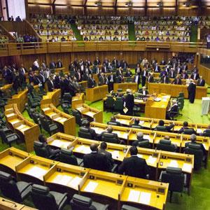 PNG-parliament