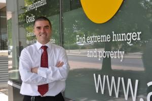 AusAID Chief Economist Michael Carnahan