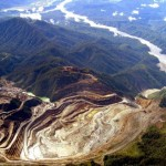 What do big miners contribute to Papua New Guinea's development?