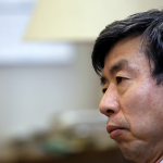 Takehiko Nakao, Japan's vice finance minister, is a candidate for ADB President. Photo: Bloomberg