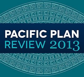 Pacific Plan Review 2013
