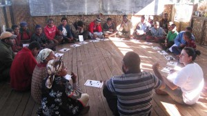 Social mobilisation in Papua New Guinea
