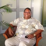 In conversation with Francis Herman on Pacific media