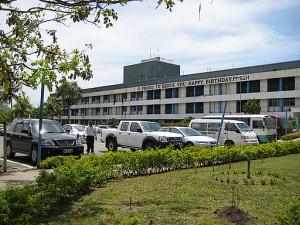 Port Moresby General Hospital
