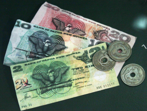 Papua New Guinea Kina