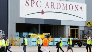 The SPC Ardmona factory... Picture: Ian Curry Source: News Limited
