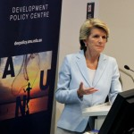 In her own words: Julie Bishop on aid (part one)