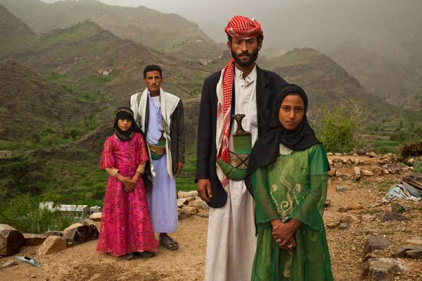 Yemeni Child Brides. Photo: Stephanie Sinclair.