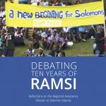 Debating RAMSI