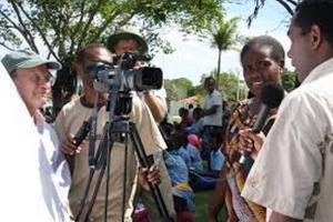 Fiji journalists