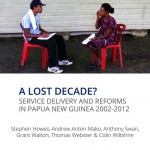 Unique data set shows how to make service delivery work in Papua New Guinea