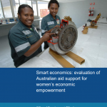 Women's economic empowerment and Australian aid: more work to be done