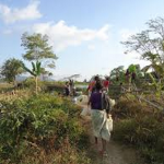 The dry season's 'triple burden' on rural lives in Timor-Leste