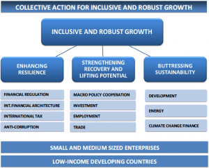 Collective action for inclusive and robust growth