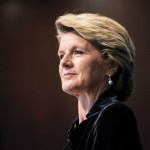 Julie Bishop, aid and taxes