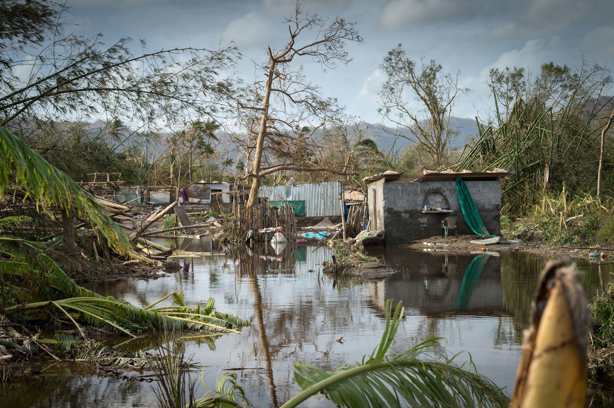 vanuatu after cyclone pam the economic impact blog cyclone pam photograph by roderick j mackenzie defence force via getty