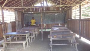 PNG classroom