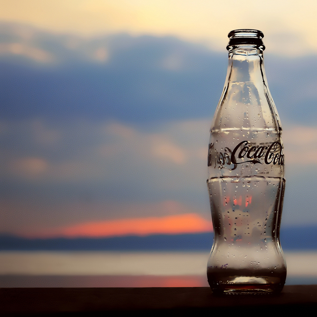 Coca-Cola bottle (image: Flickr/Francesco Scaramella)
