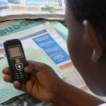 Remote data collection in Papua New Guinea: an aid to policy deliberations