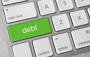 Debt (image: Flickr/GotCredit)
