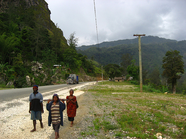 Chuave, Chimbu Province, PNG (image: Flickr/David Bacon)