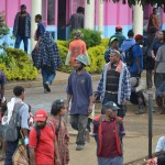 Student boycotts at the University of Goroka: some patterns and distinct features