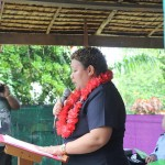 Aiding women candidates in Solomon Islands elections