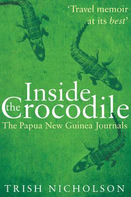 Inside the Crocodile book cover
