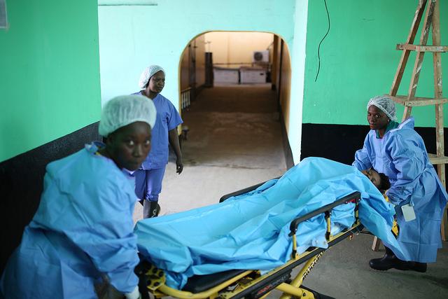 Redemption Hospital, Monrovia, Liberia (Flickr, World Bank, Dominic Chavez)