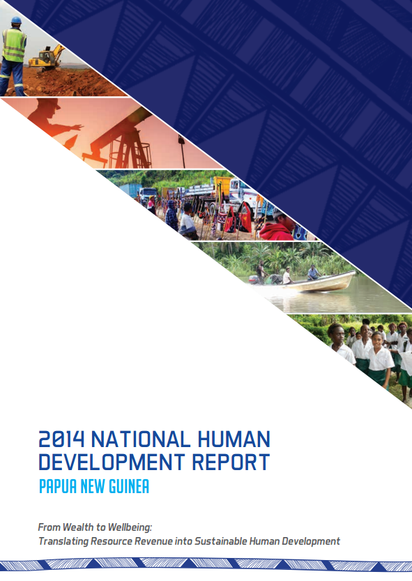 2014 NHDR for PNG