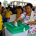 An overview of women candidate performance in Papua New Guinea elections