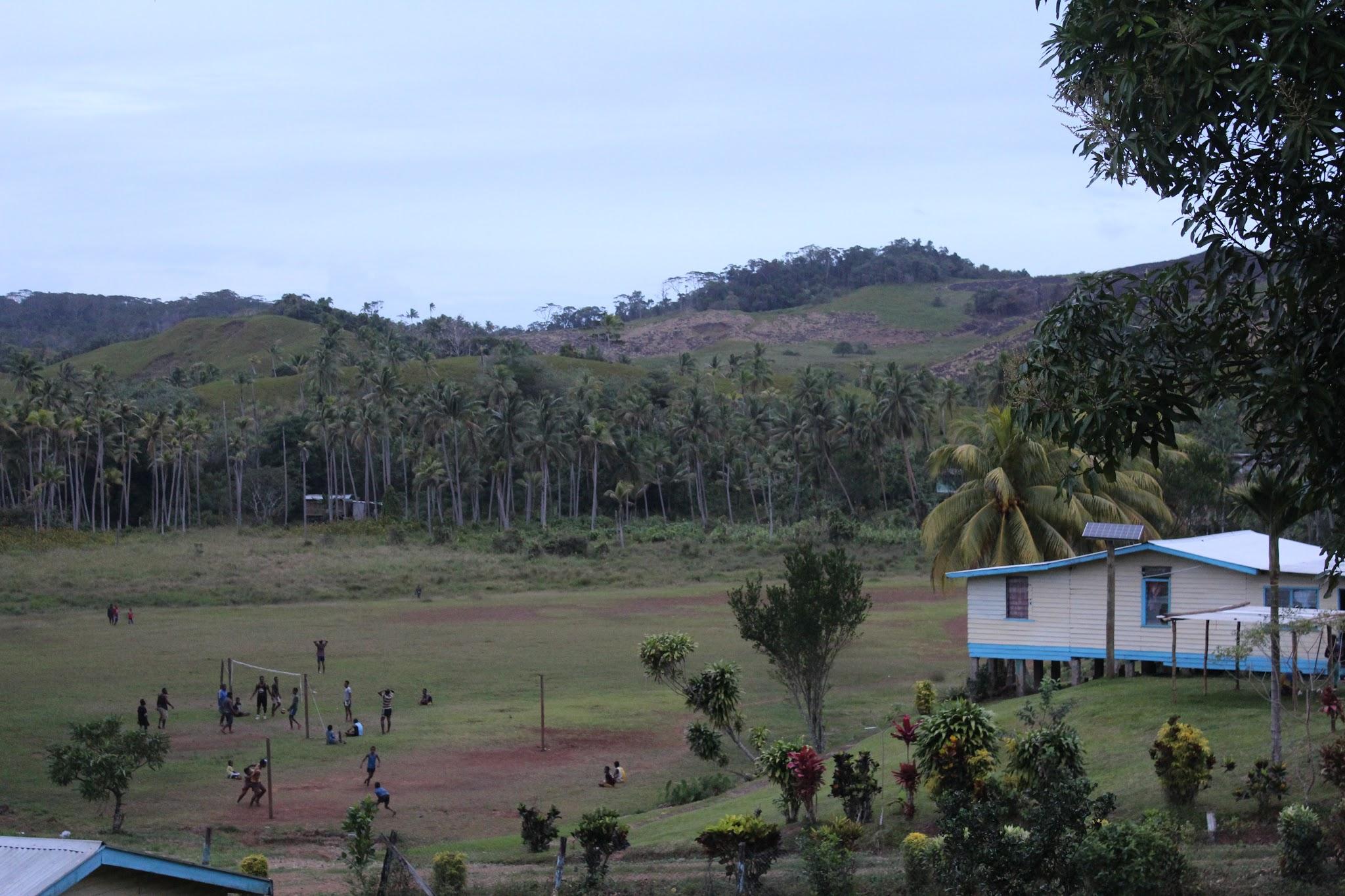 Part of Naviavia village