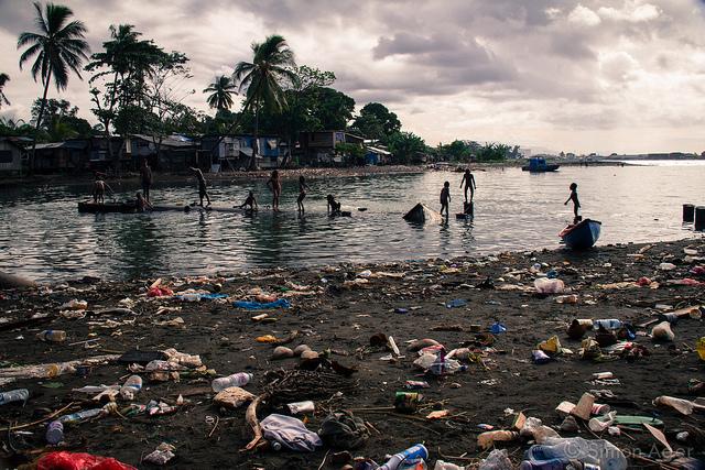 Lord Howe settlement, Honiara (Flickr/Simon Ager)