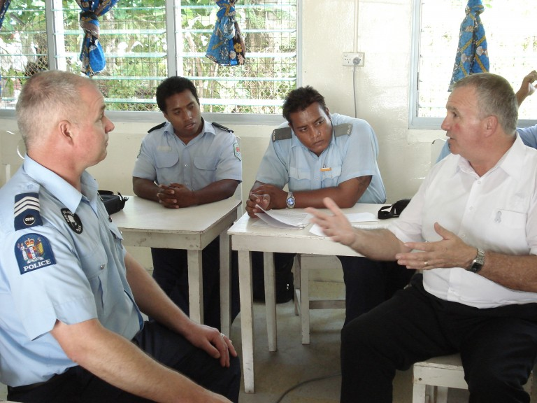 PPDVP training in Kiribati (NZ Ministry of Foreign Affairs and Trade)