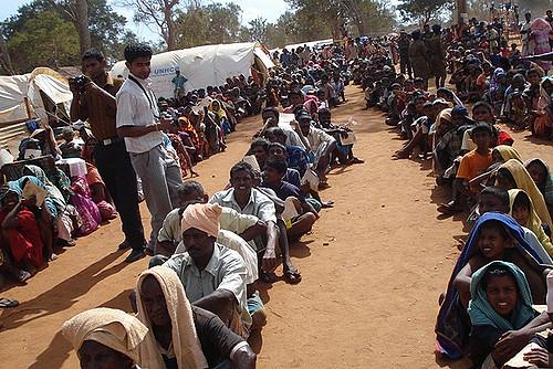 Sri Lanka IDPs (Flickr/Direct Relief)