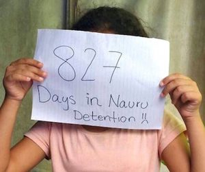 827 days in Nauru detention