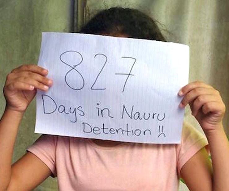 827 days in Nauru detention