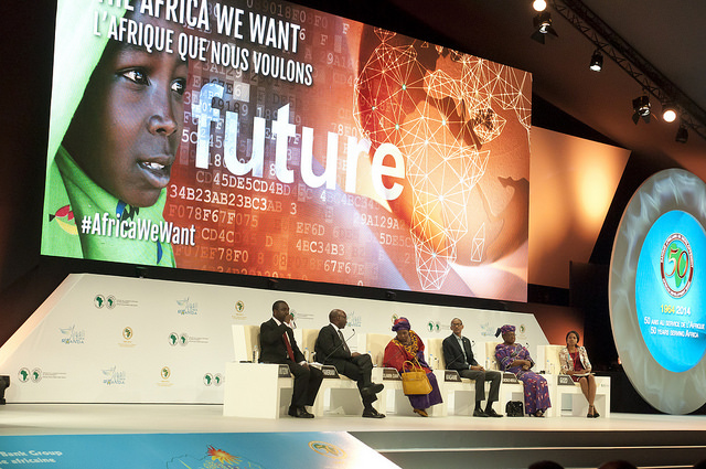 AfDB 2014 Annual Meeting (Flickr/Rwanda Government CC BY-ND 2.0)