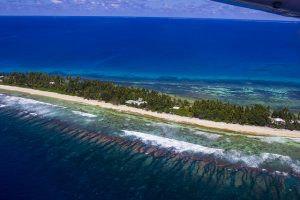 Funafuti Island, Tuvalu (Flickr/Nick Hobgood CC BY-NC 2.0)