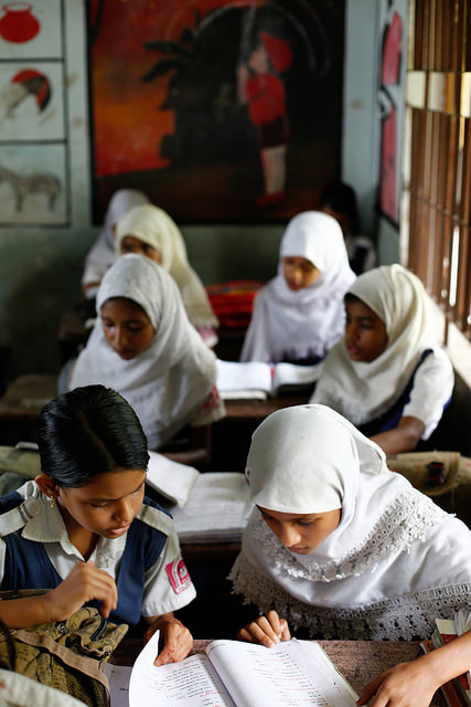 Second Primary Education Development Program (Sector Loan) in Bangladesh (Flickr/ADB CC BY-NC-ND 2.0)