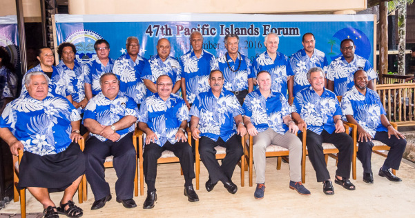47th PIF Leaders (image: PNG Daily Updates)